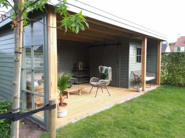 Tuinhuis en veranda inspiratie